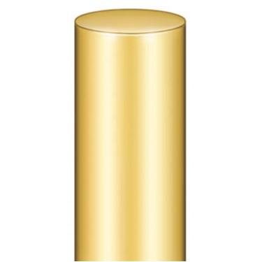 Золото полированное