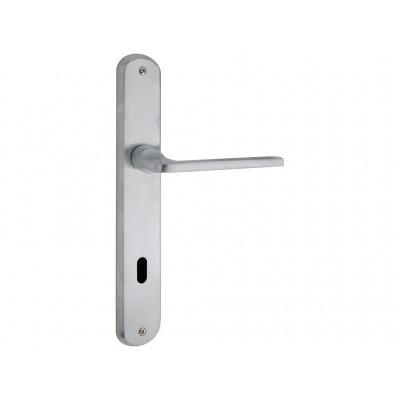 Ручка дверная на планке Q-10