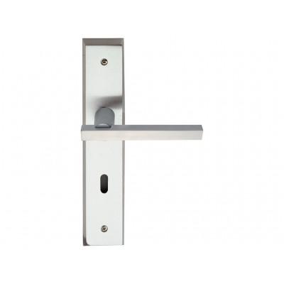 Ручка дверная на планке Q-Plus