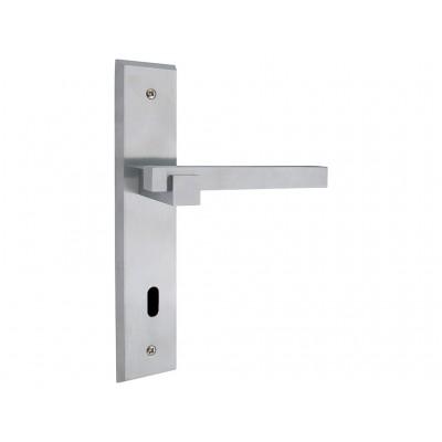 Ручка дверная на планке Q-Ubik
